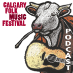 Calgary Folk Music Festival Podcast RSS